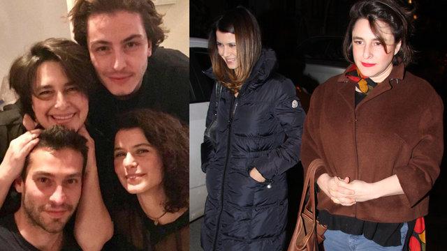 Beren Saat, Esra Dermancıoğlu'nun yeni yaşını kutladı - Magazin haberleri
