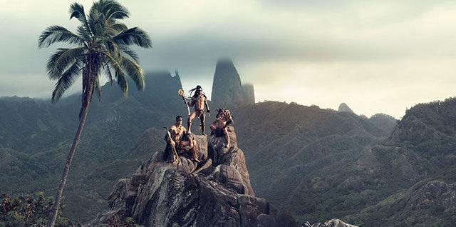 Jimmy Nelson beş kıta gezdi, gizli kabileleri görüntüledi