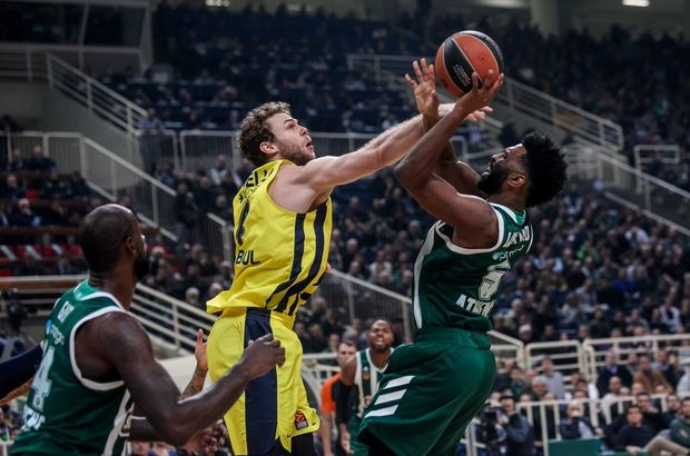 Panathinaikos Fenerbahçe MAÇ SONUCU