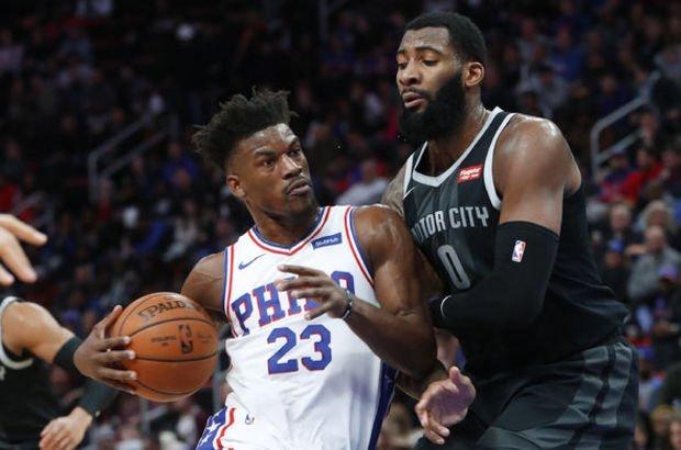 Detroit Pistons Philadelphia 76ers