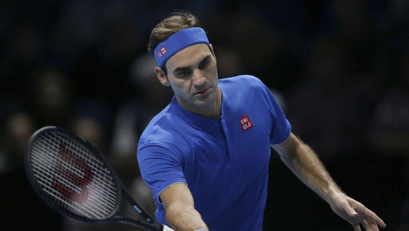 Tenis Cengiz Durmuş Roger Federer