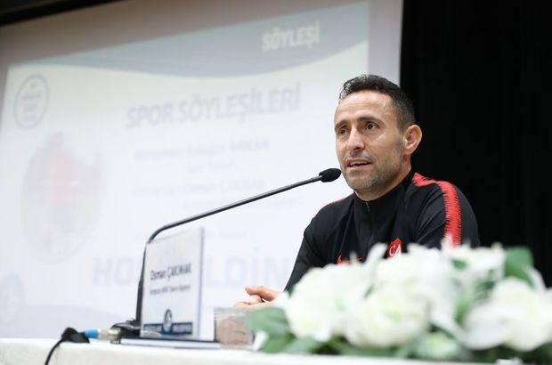 Osman Çakmak'tan Milli Takıma gönderme