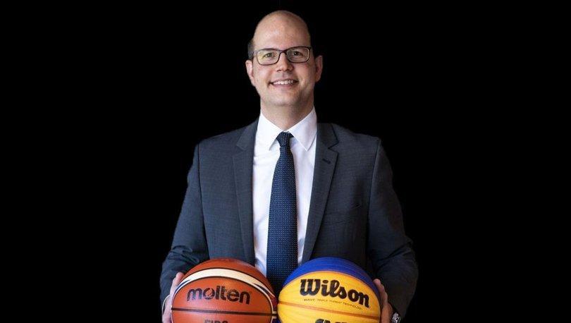 FIBA Genel Sekreterliği  Andreas Zagklis