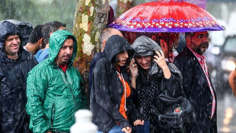 meteoroloji sağanak yağış