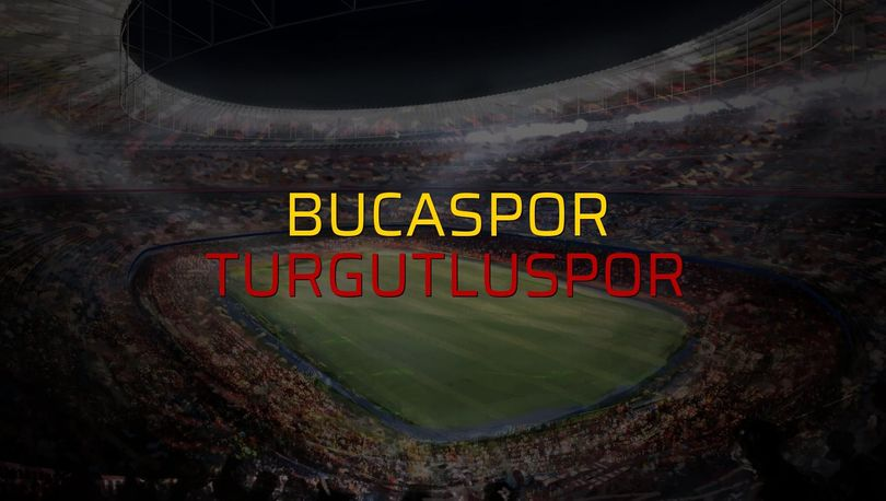 Bucaspor: 0 - Turgutluspor: 3 (Maç sonucu)