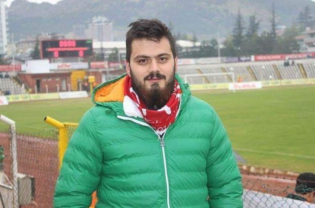 taraftar gurubu lideri  Tokatspor Emre Şenol