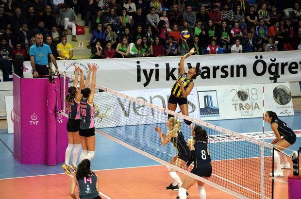 Çanakkale Belediyespor Fenerbahçe