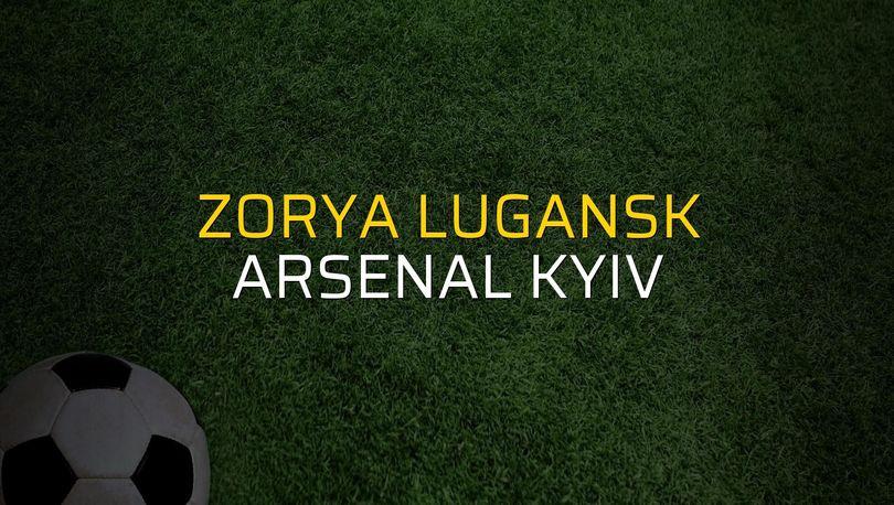 Maç sona erdi: Zorya Lugansk: 2 - Arsenal Kyiv:0
