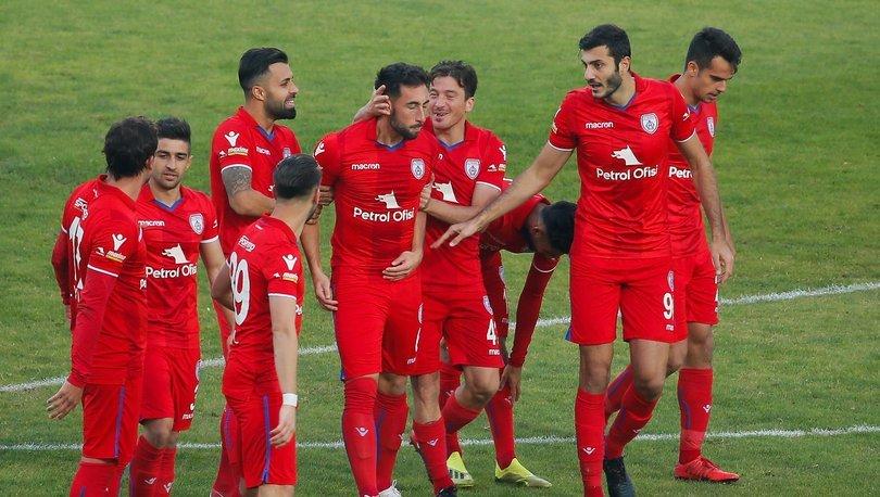 Altınordu: 2 - Adanaspor: 0