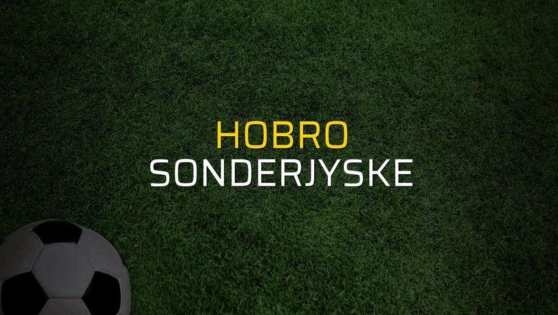 Hobro: 0 - SonderjyskE: 0