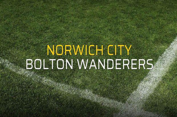 Norwich City: 1 - Bolton Wanderers: 0