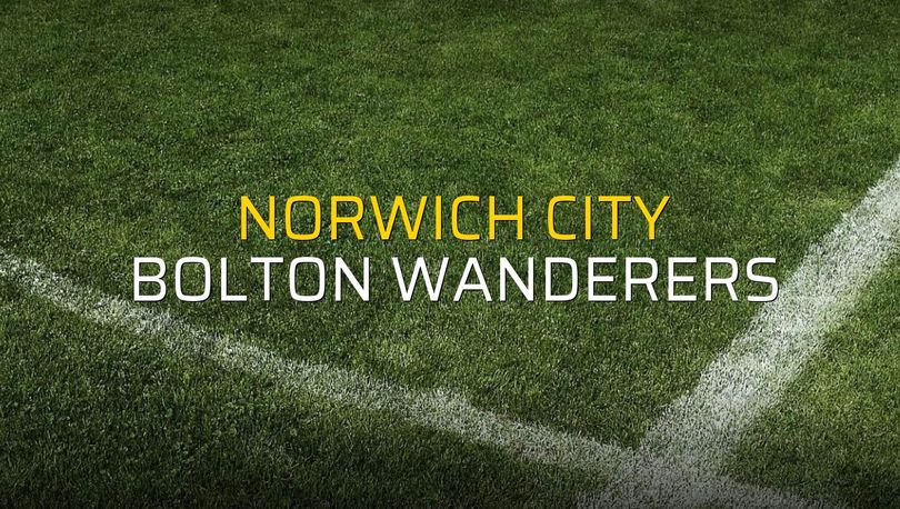 Norwich City: 1 - Bolton Wanderers: 0