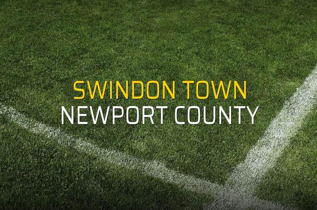 Swindon Town: 1 - Newport County: 0