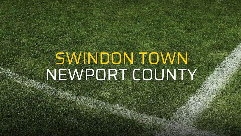 Swindon Town: 1 - Newport County: 0