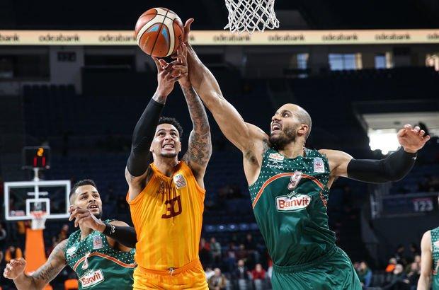 Galatasaray: 86 - Banvit: 76