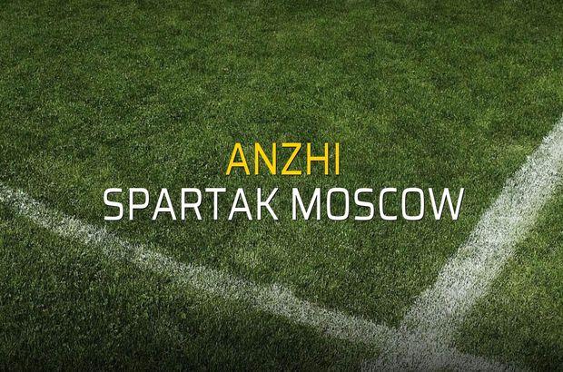Anzhi: 0 - Spartak Moscow: 2 (Maç sona erdi)