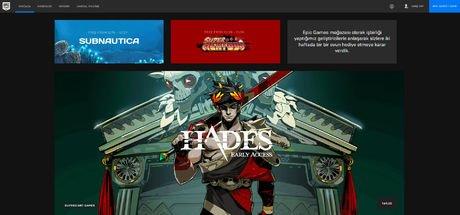 Türkçe ve TL desteği ile geldi, iki haftada bir ücretsiz oyun verecek