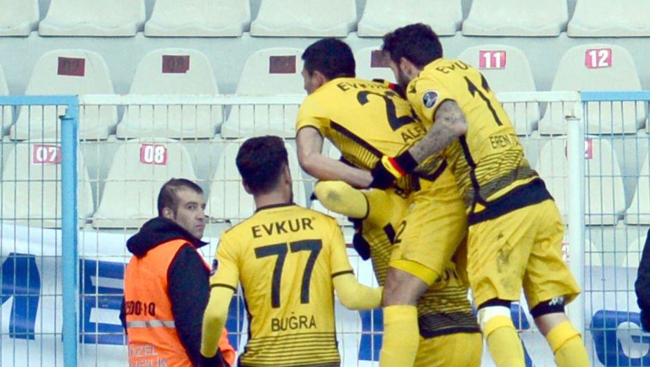 Yeni Malatyaspor geriden geldi!
