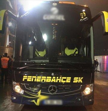 Fenerbahçe Başkanı Ali Koç, Akhisarspor maçının ardından soyunma odasına inip, futbolculara İstanbul