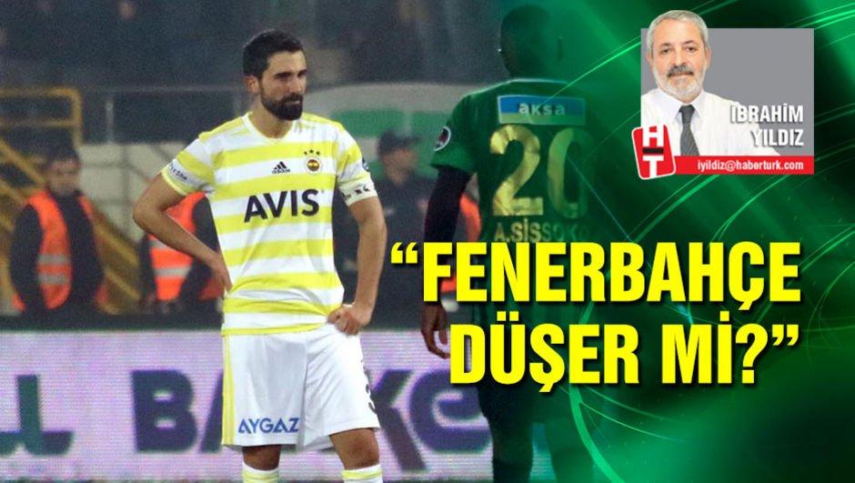 """""""Fenerbahçe düşer mi?"""""""