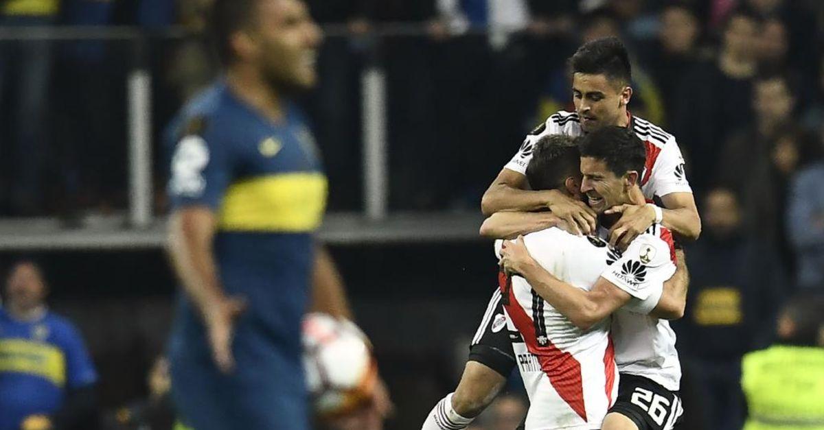 River Plate: 3 - Boca Juniors: 1 | MAÇ SONUCU