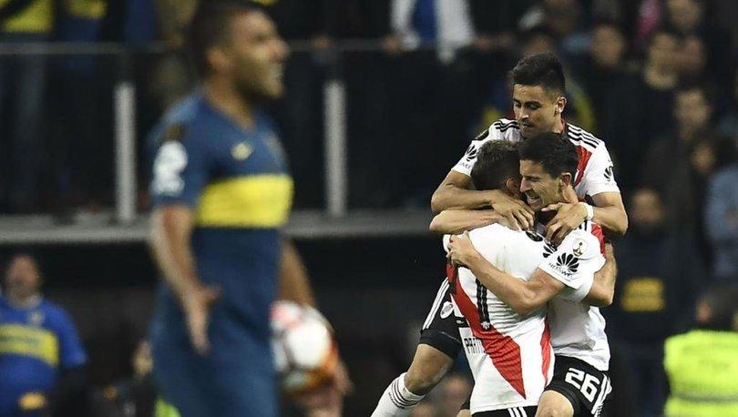 River Plate  Boca Juniors