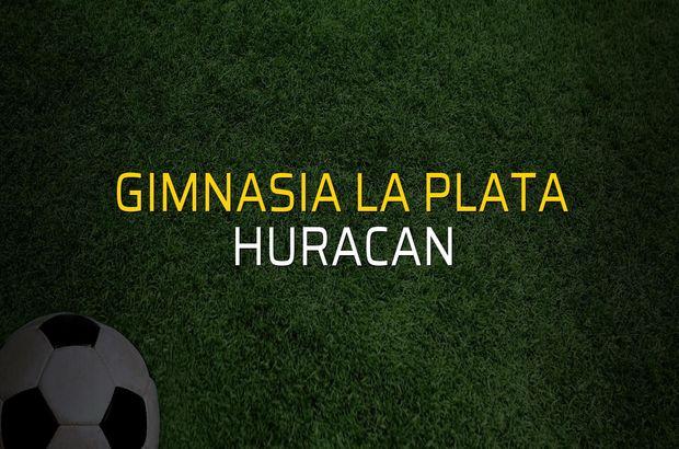 Gimnasia La Plata: 2 - Huracan: 2