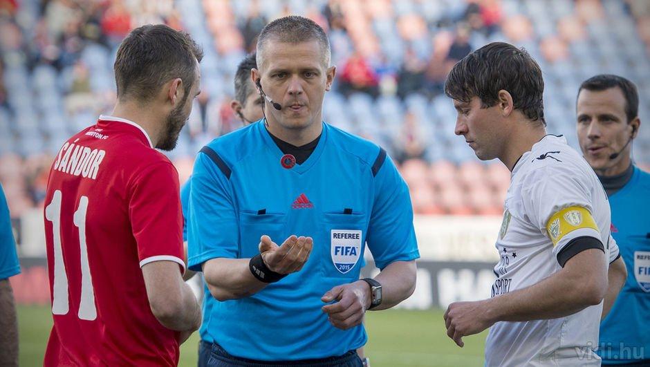 Akhisarspor-Standard Liege maçı hakemi belli oldu