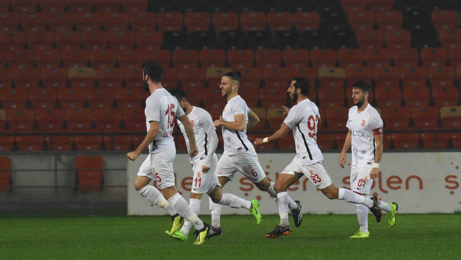 Balıkesirspor Baltok, iki golle kazandı!