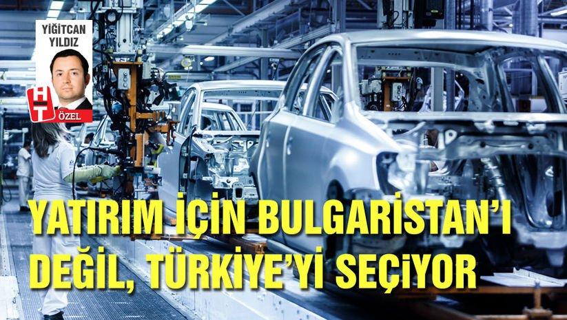 VW Türkiye'de fabrika açıyor!