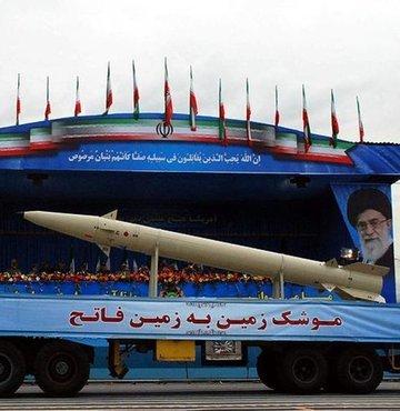 İran füze denemesi iddialarını doğruladı!