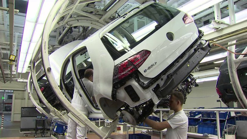 volkswagen tuerkiyede fabrika aciyor haberler