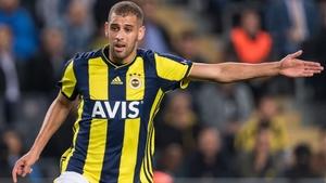 Daily Telegraph: Fulham, Fenerbahçe'nin golcüsü İslam Slimani'yi devre arası transfer etmek istiyor