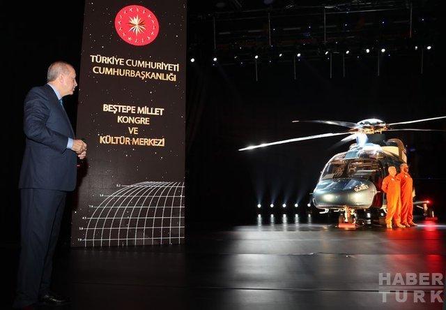 Gökbey, 2021de seri üretime geçecek 8