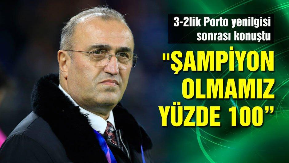 """""""Olması gereken Galatasaray ruhu bu"""""""