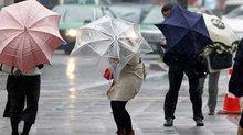 İki bölge için şiddetli fırtına uyarısı