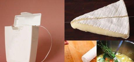 Mutfakta diş ipi nasıl kullanılır?