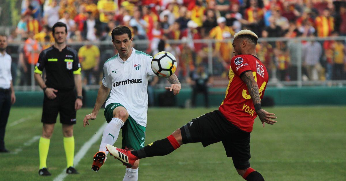 Göztepe ile Bursaspor 43. kez kozlarını paylaşacak 70