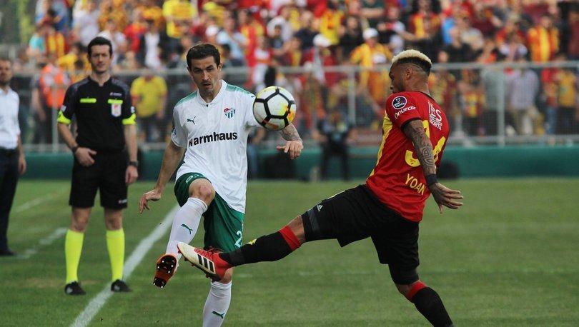Göztepe ile Bursaspor 43. kez kozlarını paylaşacak 67