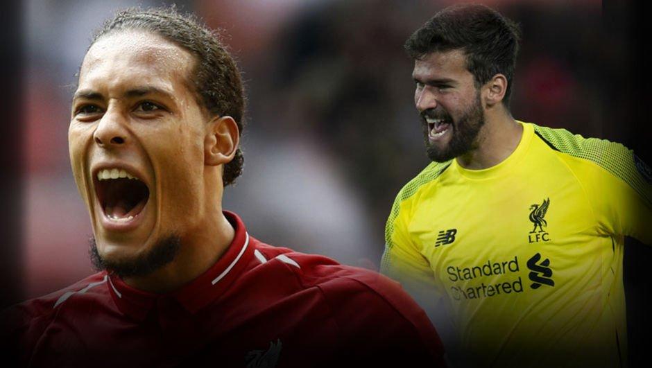 Liverpool'un yıkılmaz kuleleri!