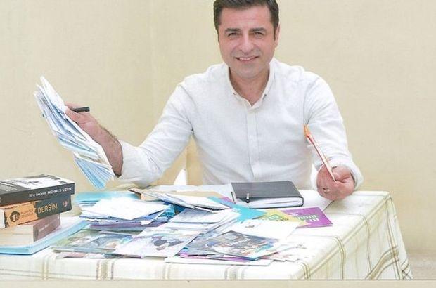 Selahattin Demirtaş'a mahkemeden ret