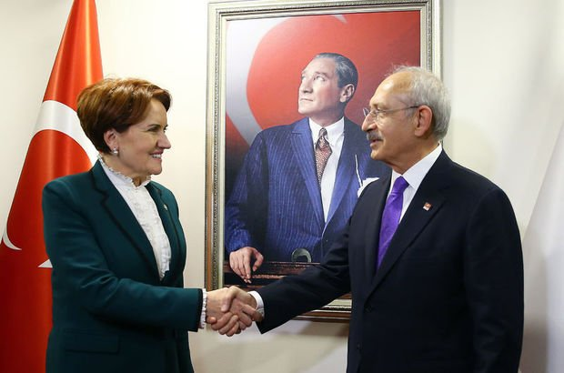 CHP ve İYİ Parti anlaştı!