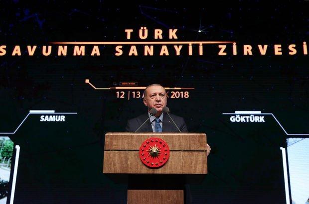 Cumhurbaşkanı Erdoğan yerli helikopterin adını açıkladı
