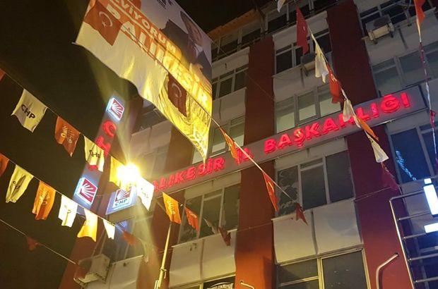 CHP Balıkesir İl Başkanı Sarı: Diz çökmeyeceğiz