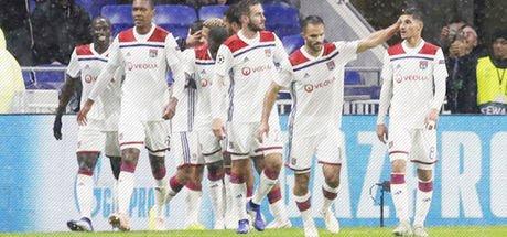 Lyon'a tek gol yetti