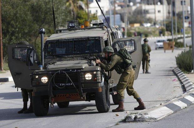 İsrail iki Filistinli sanığı operasyonla öldürdü