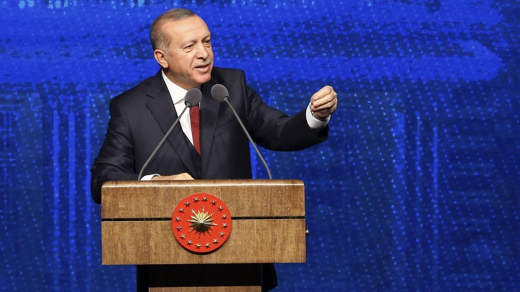 Cumhurbaşkanı Erdoğan 2'nci 100 günlük eylem planını açıkladı