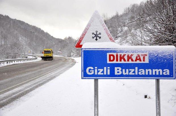 Gizli buzlanma kazaya neden oldu: 1 öldü