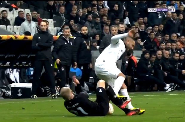 Quaresma, Beşiktaş'ta daha hırçın