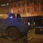 Paris'i 'sarı yeleklilerden' 8 bin polis koruyacak!